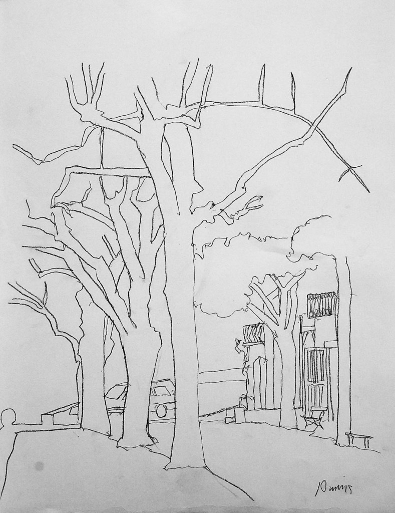 alan ansel 10 minutes drawing