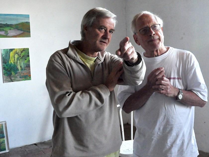 George and Hugh