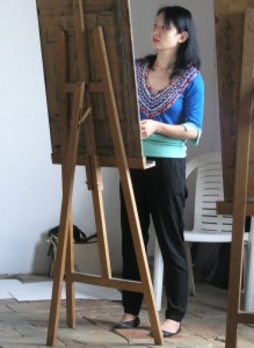 Comments from Huifong Ng - Fen: intuitive artist