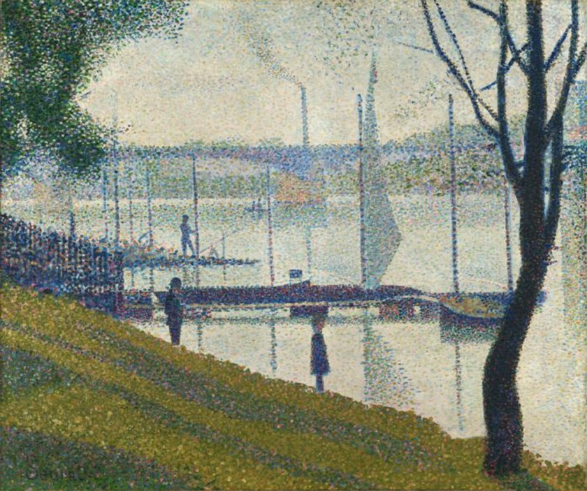 Early Modernists - Painitng by Seurat