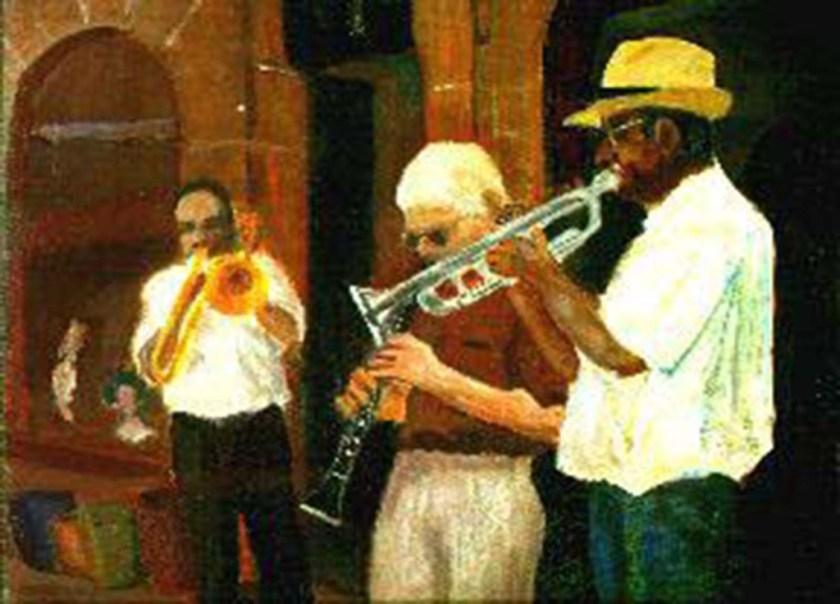 john buttefielf jazz players