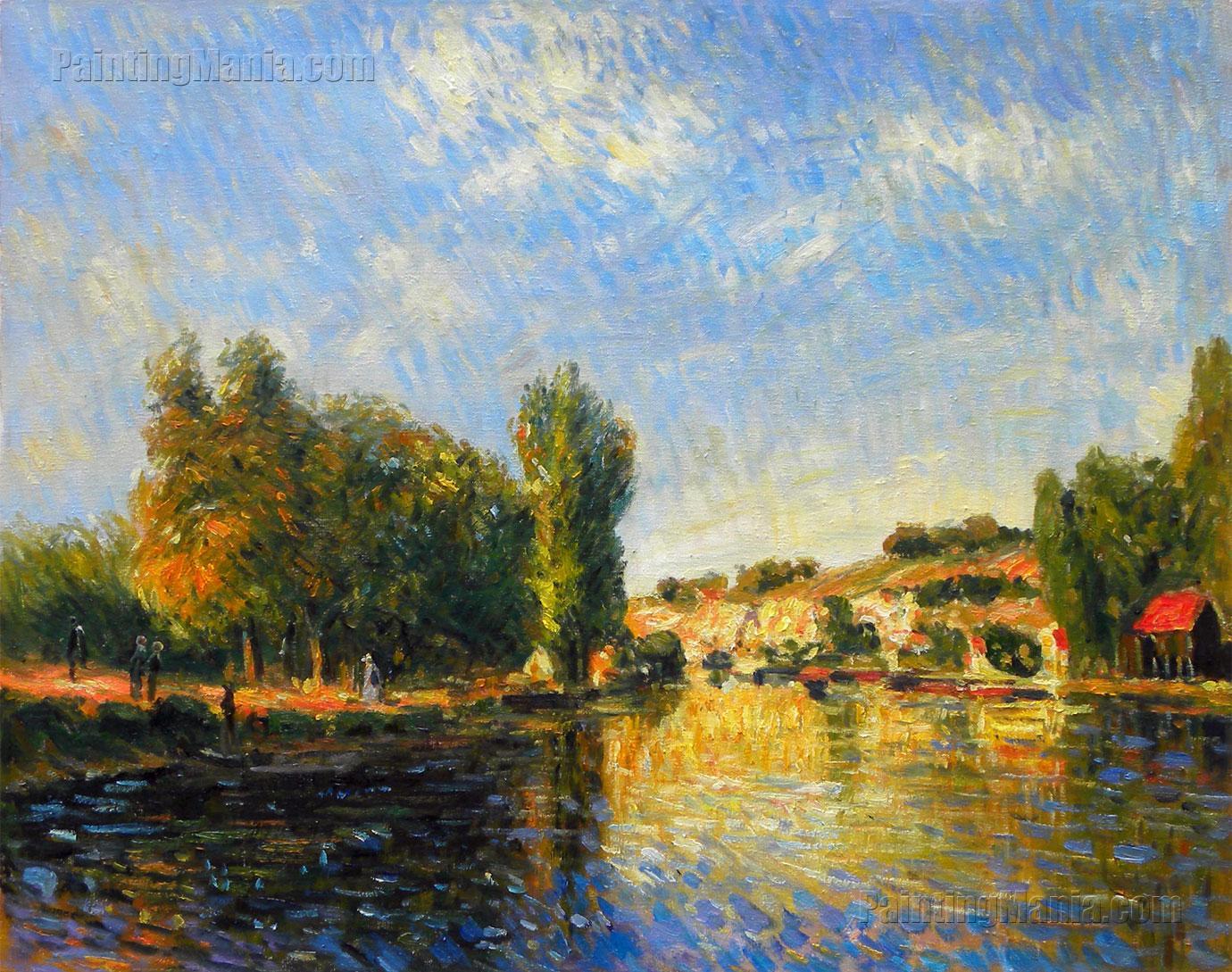 Landscape Emil Carlsen Paintings