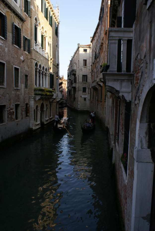 Watercolor Painting:Venice Canal Demonstration