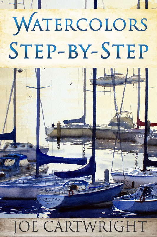 Watercolors Step By Step