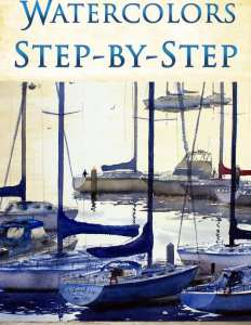 Watercolors, Step by Step by Joe Cartwright purchase from Amazon.com