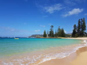 Photo from Emily Beach Norfolk Island