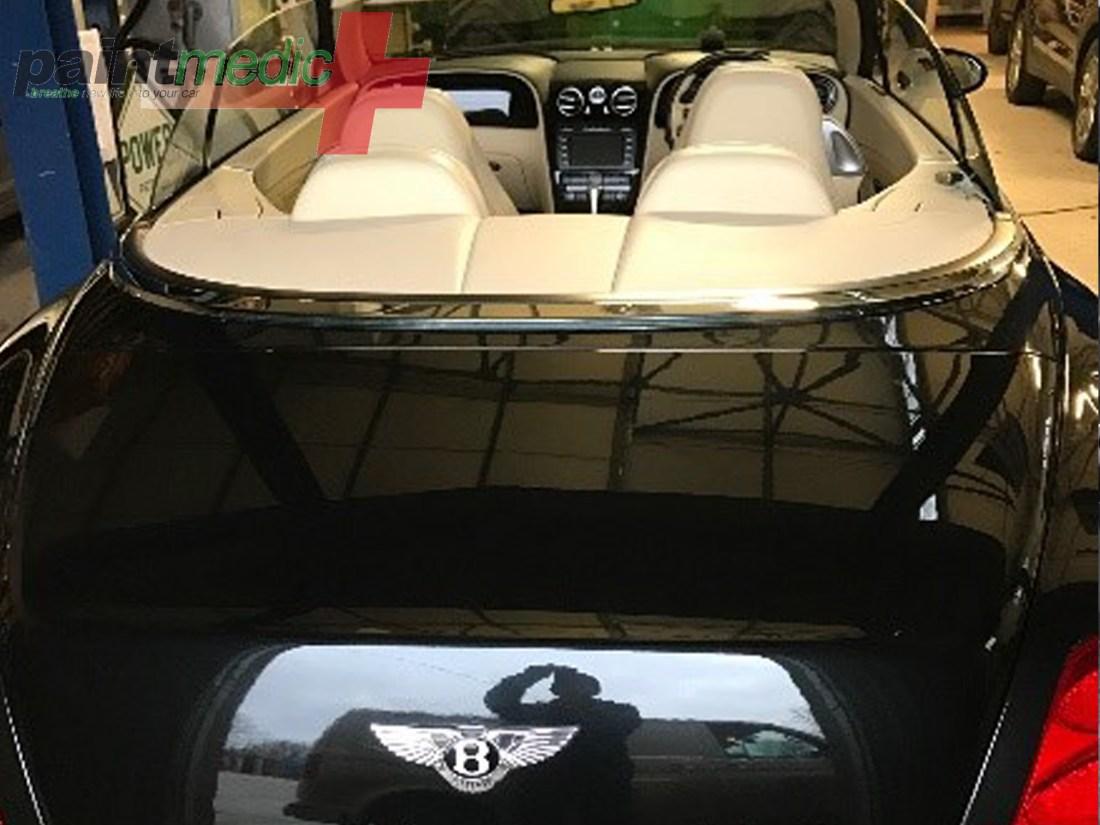 Bentley interior repair by Paintmedic