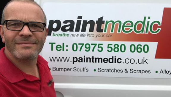 Paul from Paintmedic