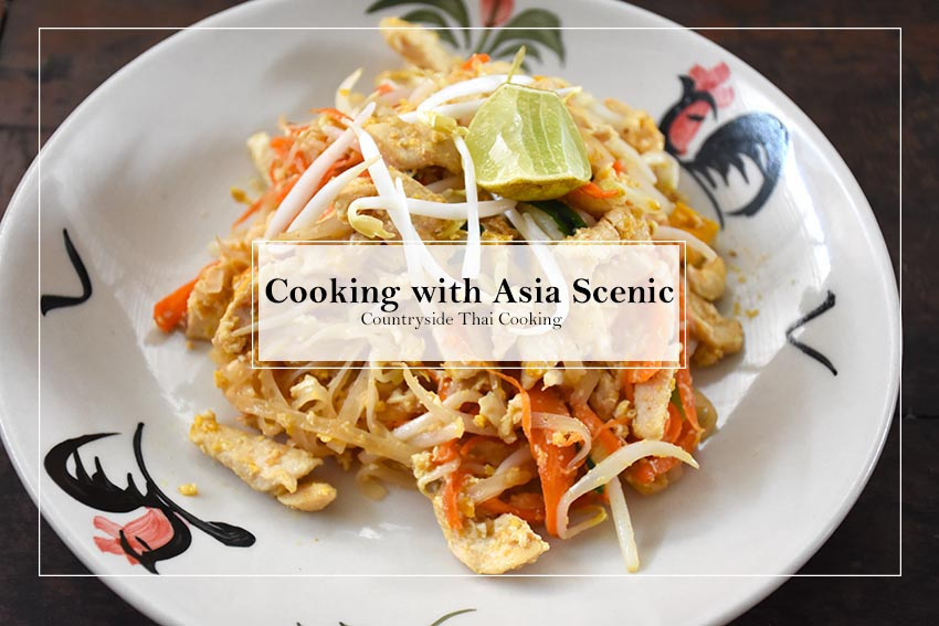 Cooking with Asia Scenic