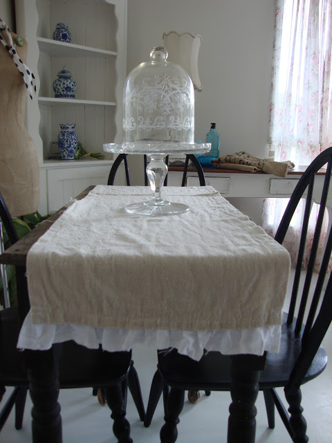 Spindle Back Chair Makeover  Paint Me White