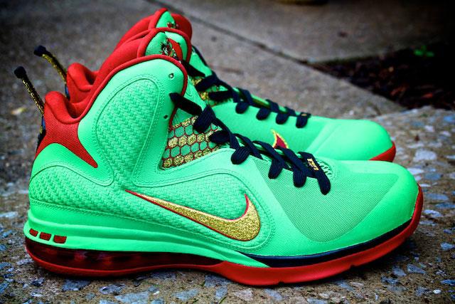 King James Nike Shoes