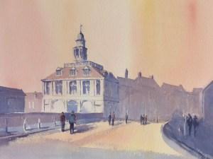 Kings Lynn Custom House by Stephen Martyn