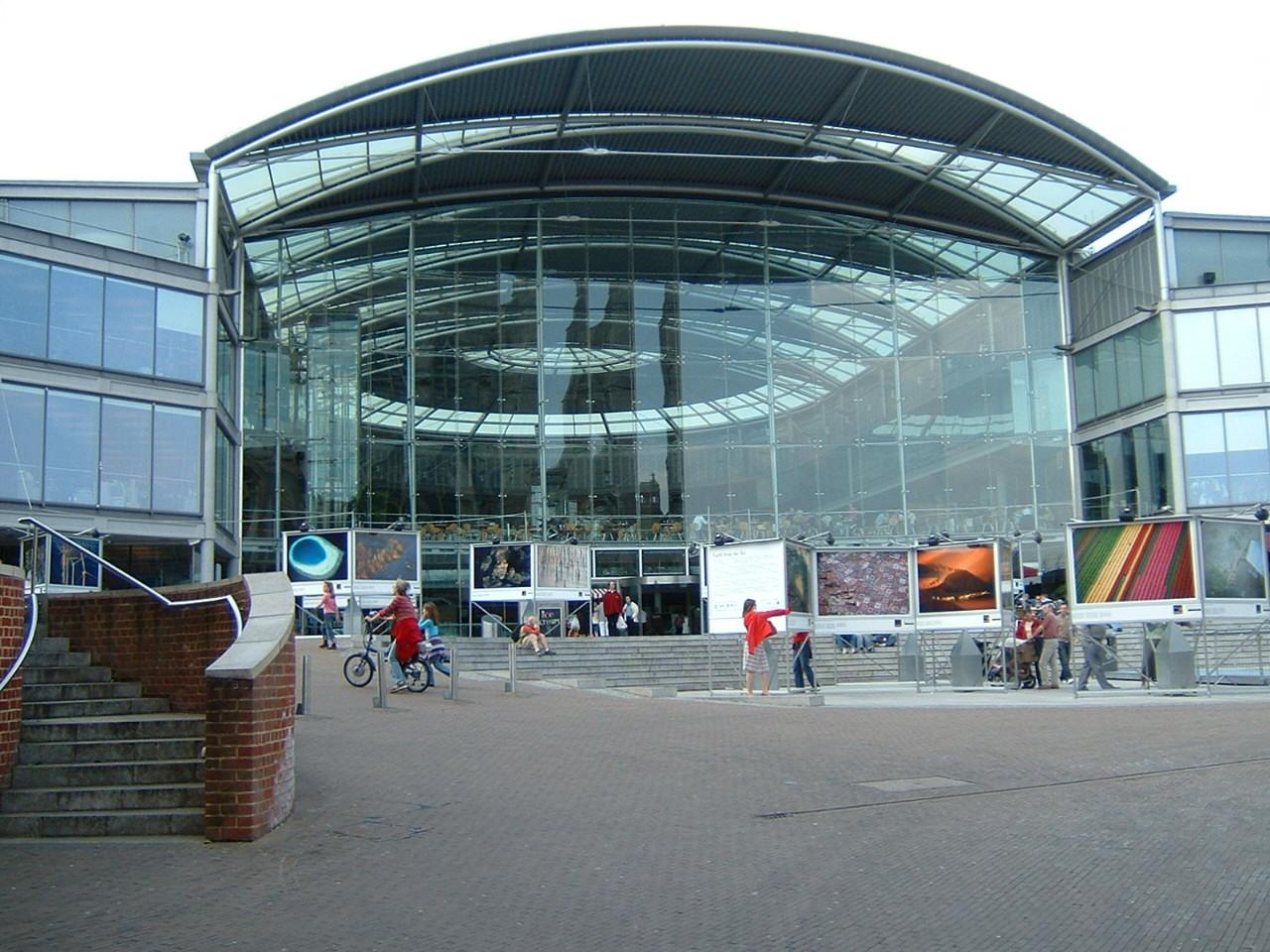 Forum Norwich wikimedia