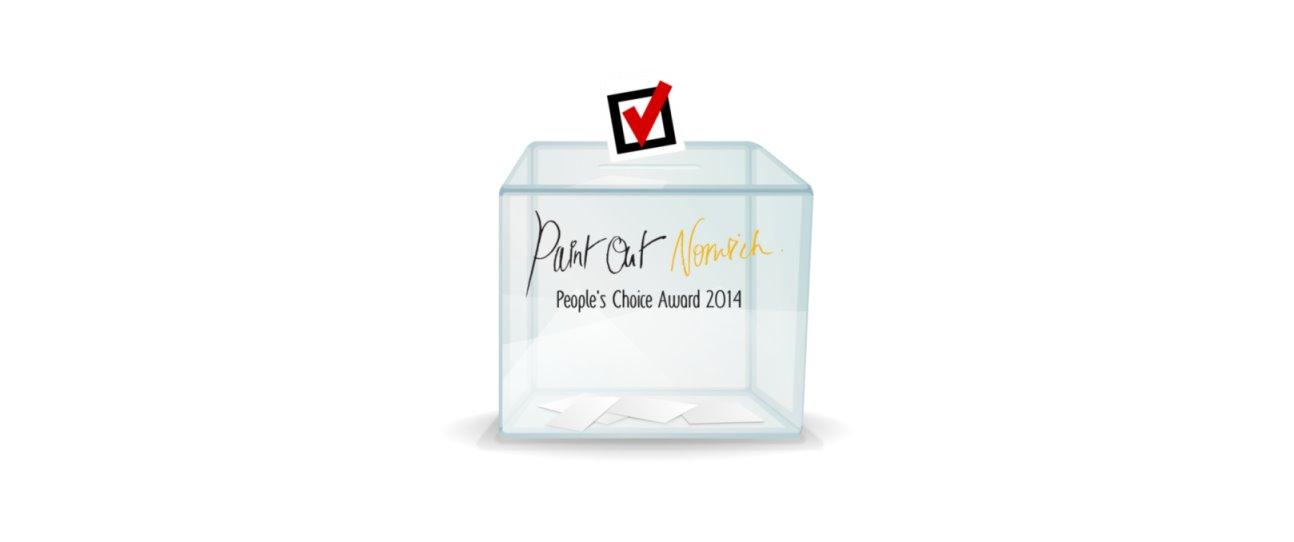 PON14 People's Choice Award