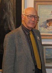 Trevor Chamberlain artist ROI
