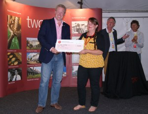 Lara Cobden Paint Out Wells First Prize Hopkins Homes