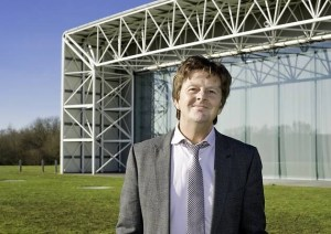 Professor Paul Greenhalgh, director of Sainsbury Centre for Visual Arts (SCVA), Norwich