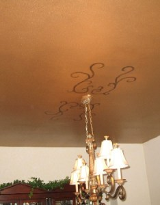 Has anyone used valspar brilliant metals paint beste dr ceilingg also talk rh painttalk
