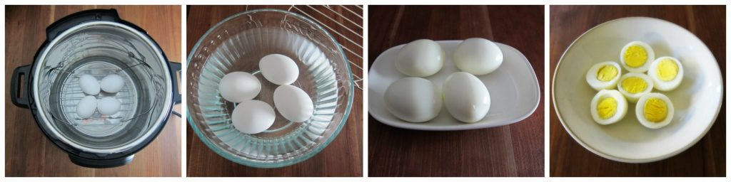 Instant Pot Hard Boiled Eggs Step 4