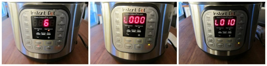 Instant Pot Rice Pot in Pot Method Step 3