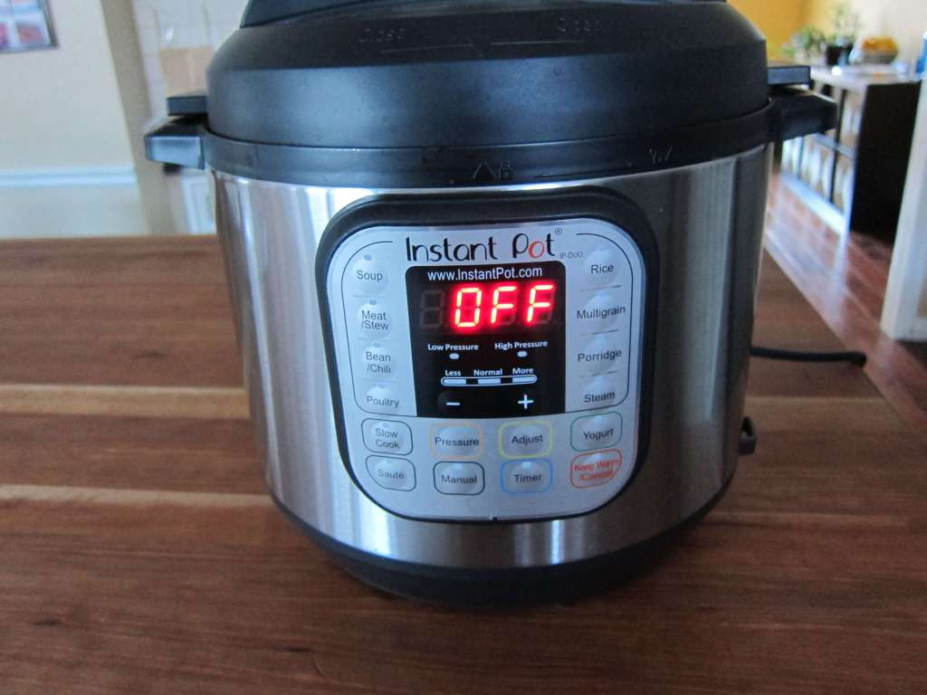 Instant Turn Off : Instant pot manual beginner s quick start guide paint