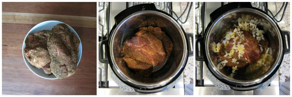 Instant Pot Carnitas Instructions 1 - Paint the Kitchen Red