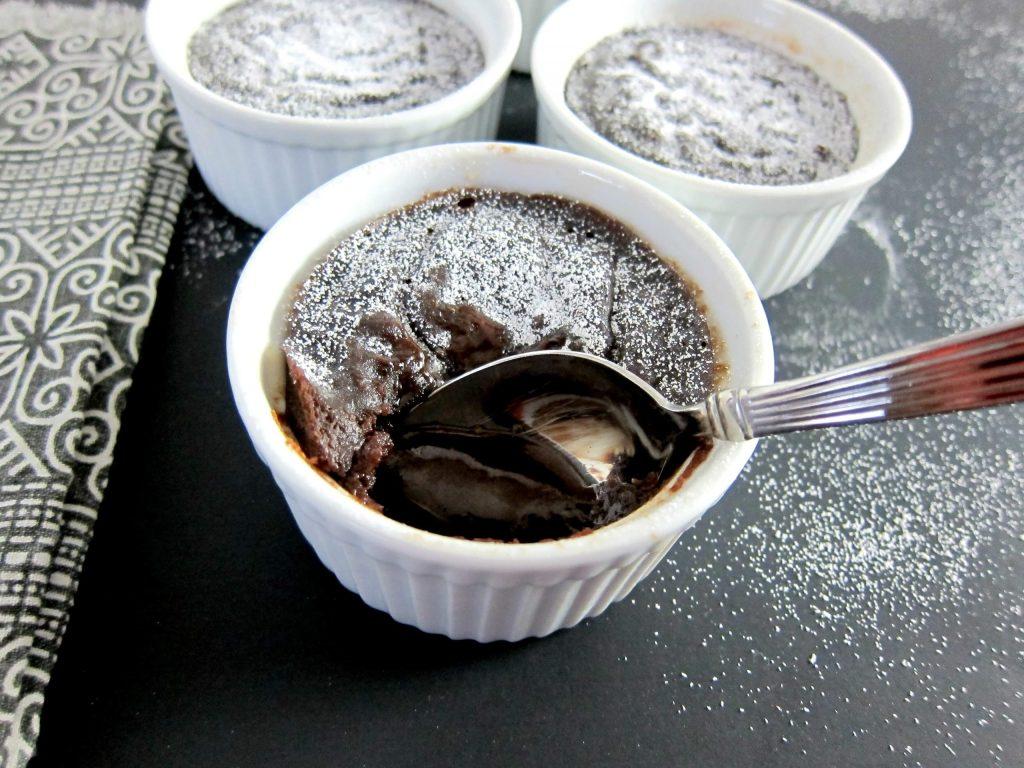 Coffee Lava Cakes
