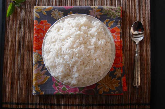 Instant Pot Jasmine Rice L1 - Paint the Kitchen Red