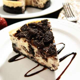 Instant Pot Oreo Cheesecake L1 - Paint the Kitchen Red