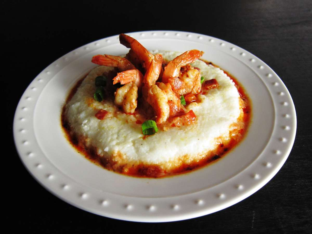 Best Instant Pot Shrimp and Grits