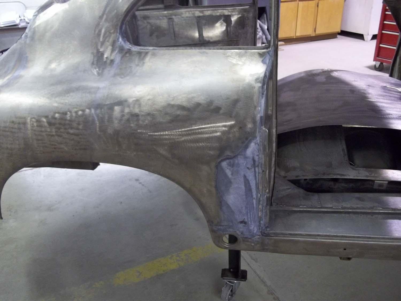 1956 Porsche 356A Coupe | Paintwerks Custom & Restoration Refinishing
