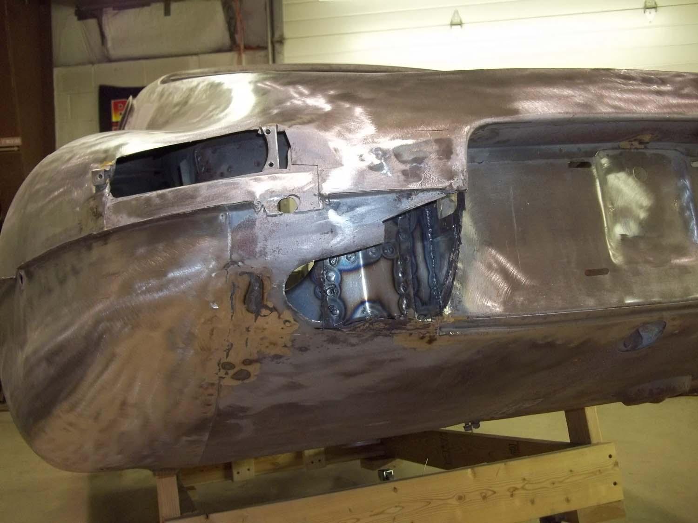 1964 Jaguar E Type | Paintwerks Custom & Restoration Refinishing