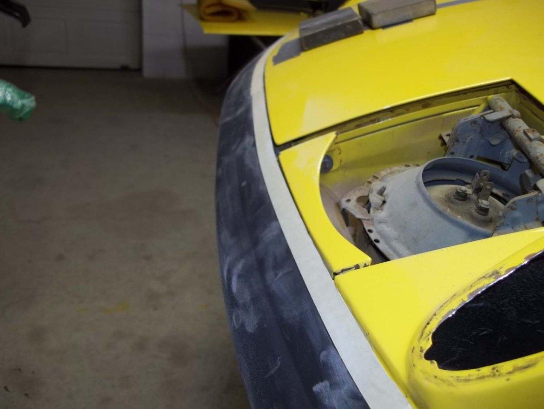 1974 Porsche 914-6   Paintwerks Custom & Restoration Refinishing