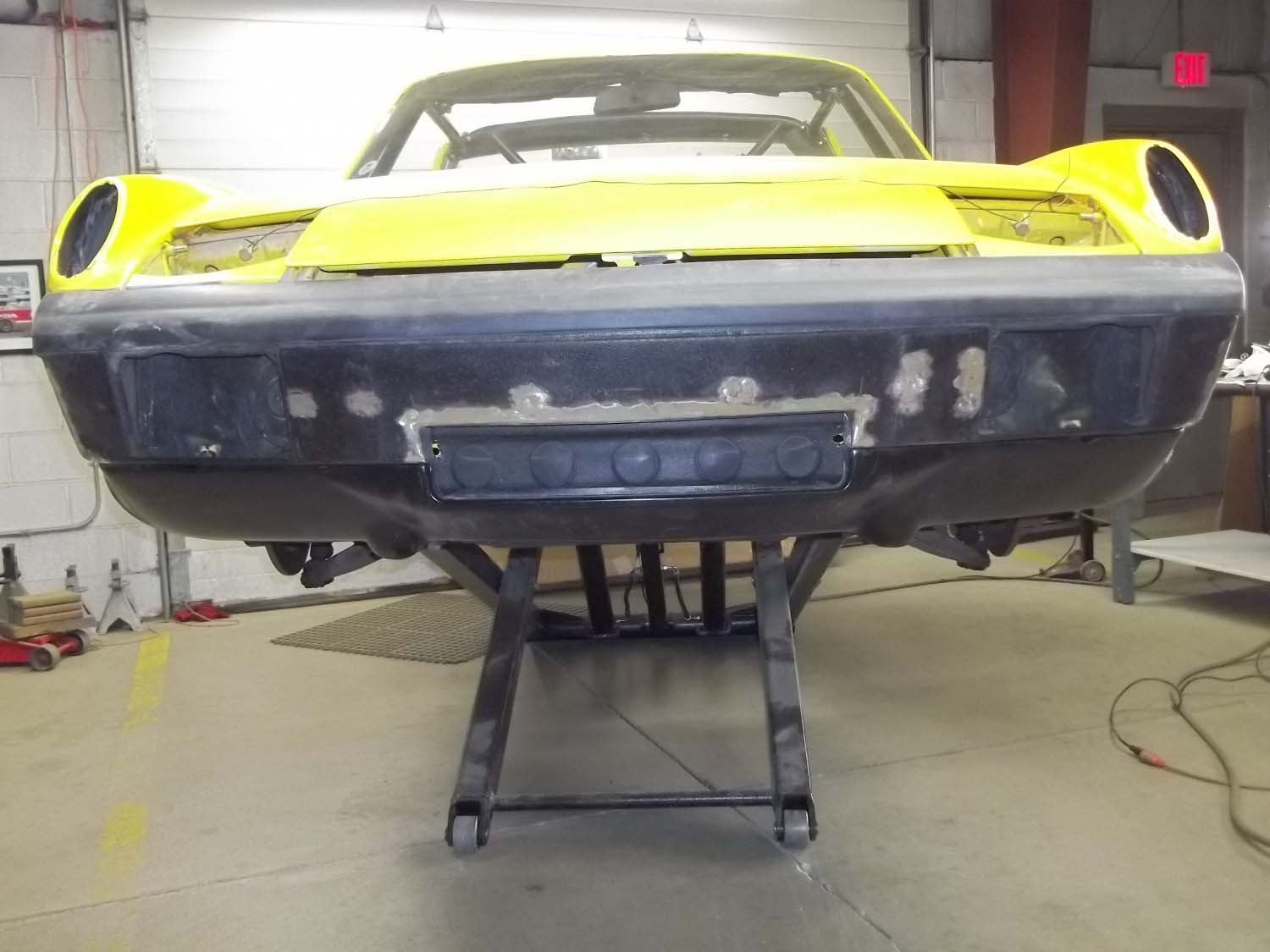 1974 Porsche 914-6 | Paintwerks Custom & Restoration Refinishing