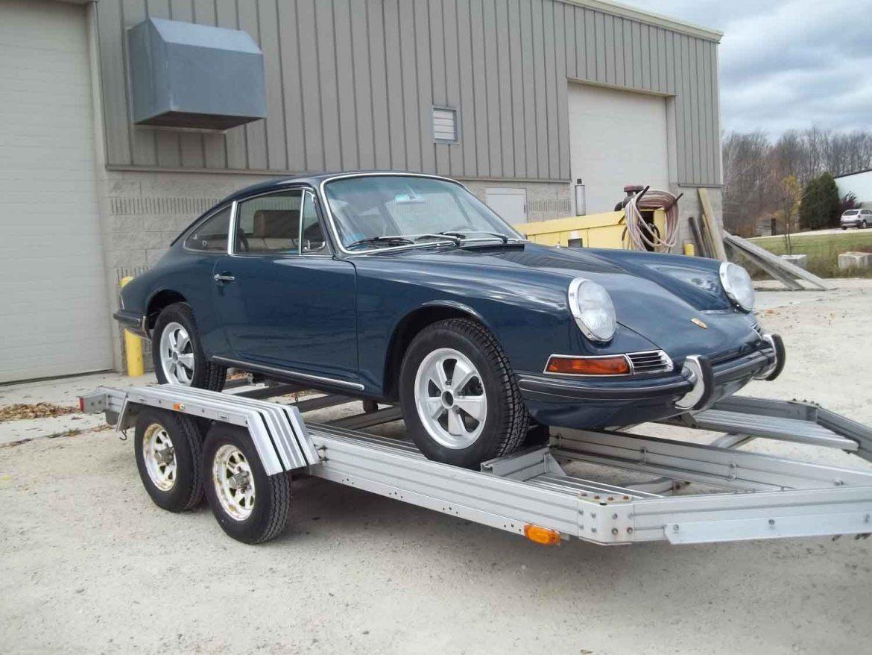 1967 Porsche 911   Paintwerks Custom & Restoration Refinishing