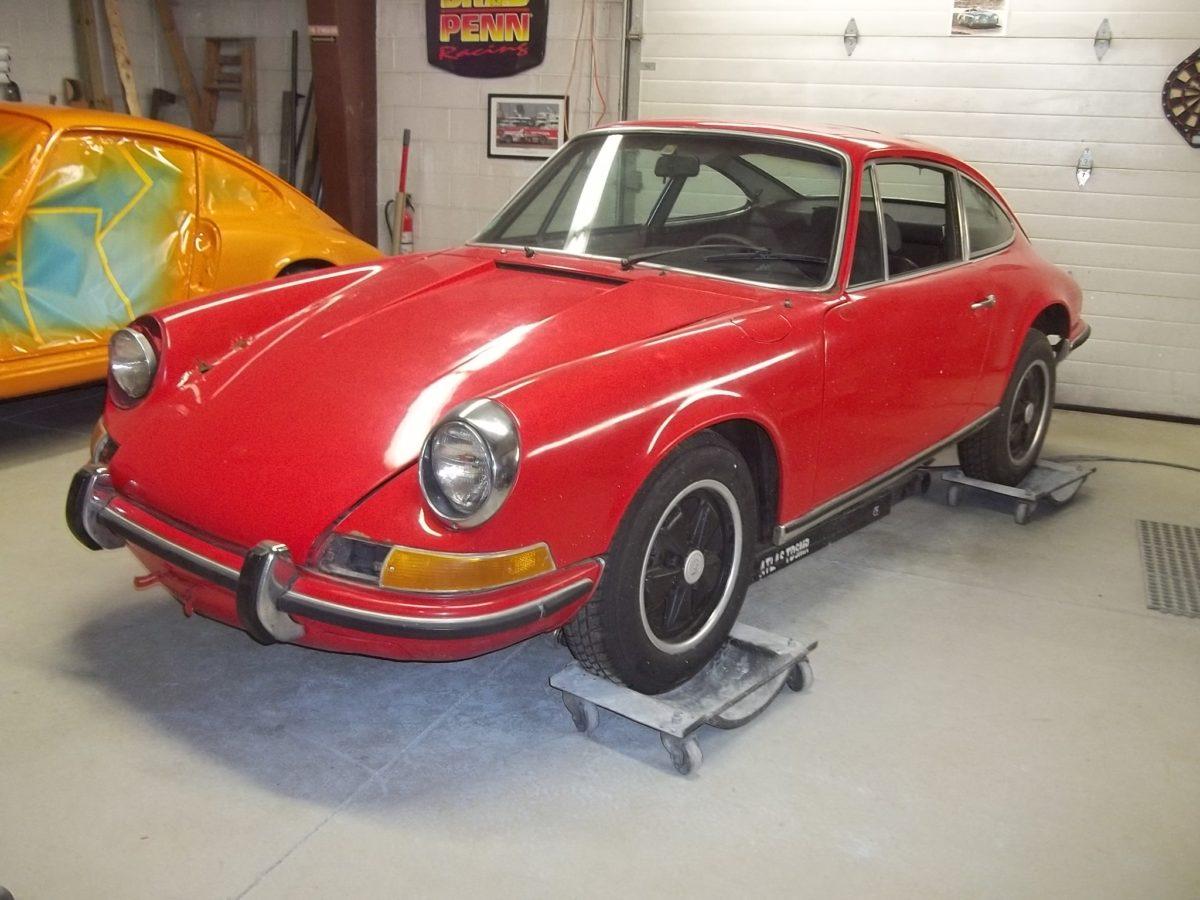 1972 Porsche 911T | Paintwerks