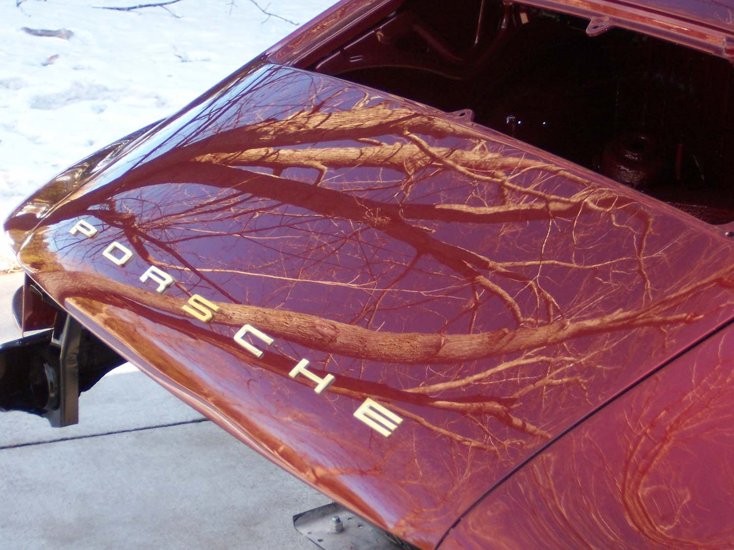 1969 Porsche 911 | Paintwerks Custom & Restoration Refinishing