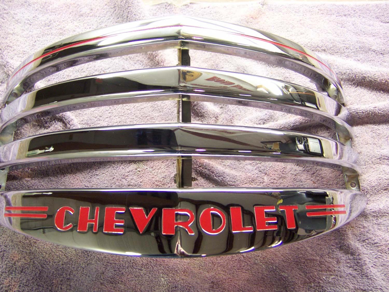 1946 Chevy 1/2 Ton Truck | Paintwerks Custom & Restoration Refinishing