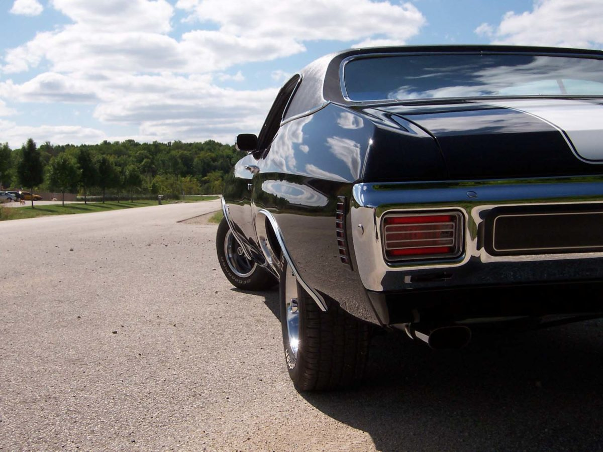 1970 Chevy Chevelle SS | Paintwerks Custom & Restoration Refinishing