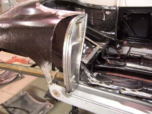 1956 Porsche Speedster | Paintwerks Customer & Restoration Refinishing
