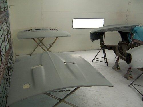 1968 Pontiac Firebird | Paintwerks Custom & Restoration Refinishing