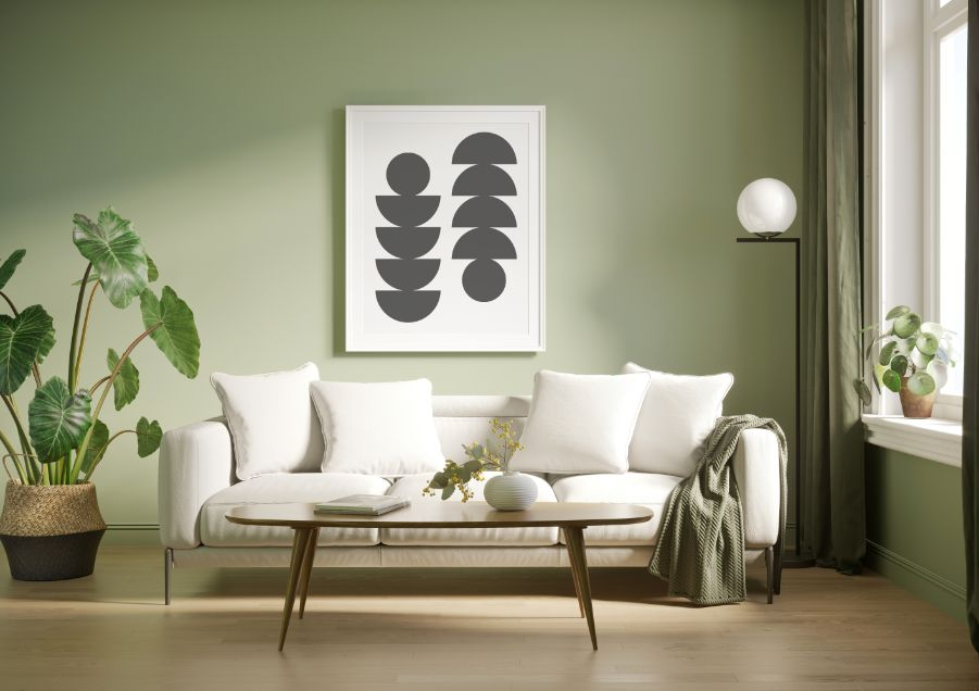 How To Use Olive Green Paint In Any Room Of Your House Paintzen