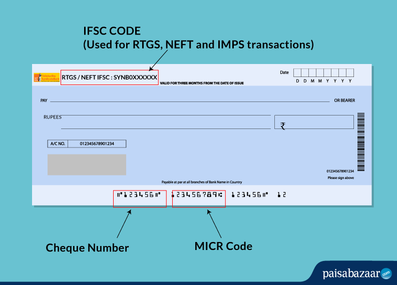Syndicate Bank Ifsc Code Micr Code Search Bank Details By Ifsc Code