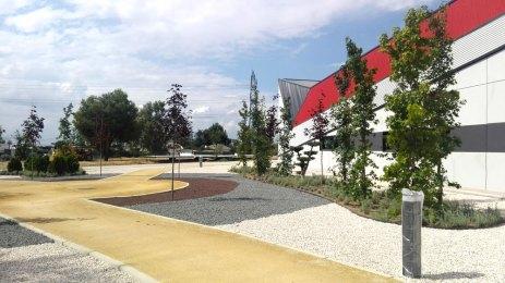 Jardín Campus de Fuenlabrada