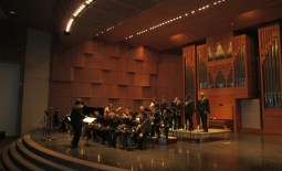 UTSA Jazz Ensemble.