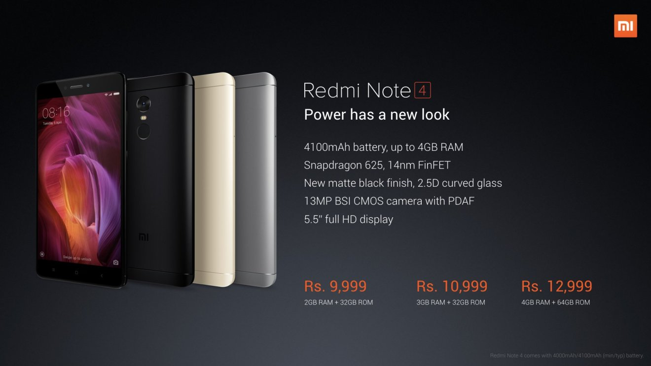 Redmi Note 4 best offer at Flipkart