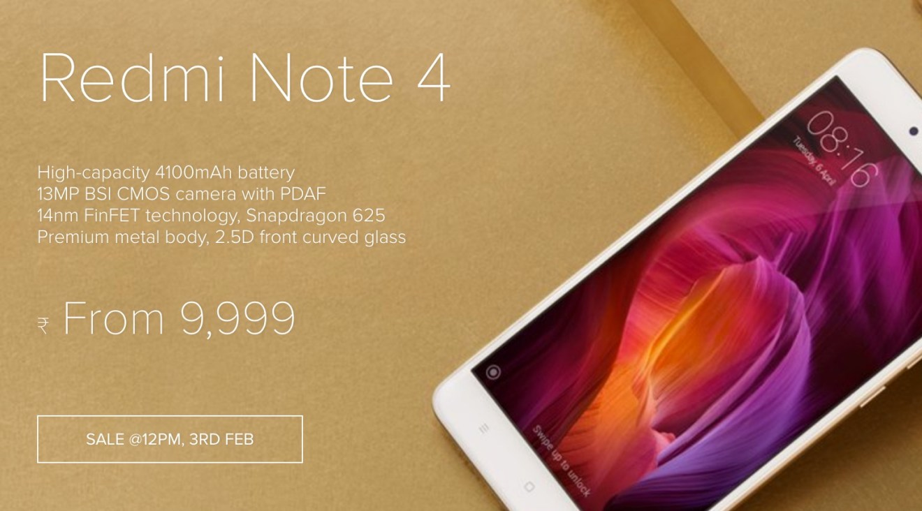 mi-redmi-note-4-sale-date-3-feb