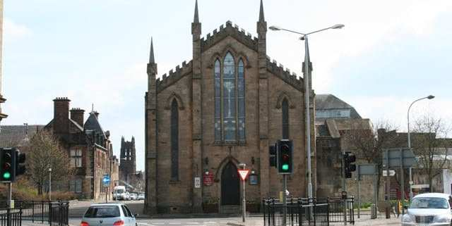 Holy Trinity and St Barnabas