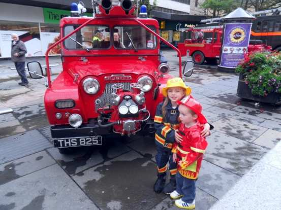 Fire Engine Rally - Fun