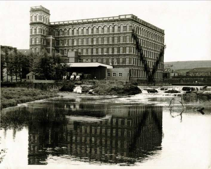 Anchor Mill 1957